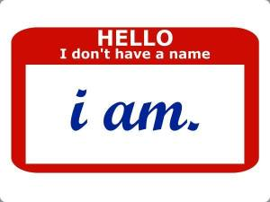 Hello, no name, I am
